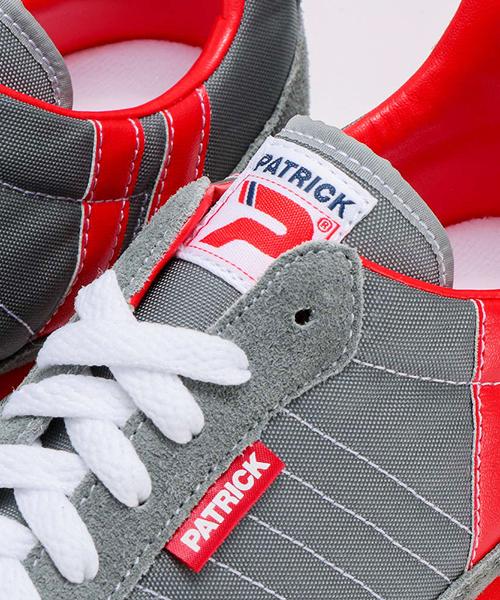 PATRICK MARATHON マラソン スニーカー MARATHON-GRY ユニセックス