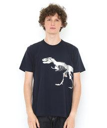 graniph(グラニフ)のベーシックTシャツ/ティラノサウルス(Tシャツ/カットソー)