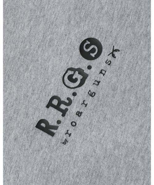 R.R.G.S BACK LOGO SWEAT