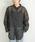 select MOCA(セレクトモカ)の「シースルービックシルエットシャツ/レギュラーカラーロングスリーブルーズシルエットシャツ/シアートップス(シャツ/ブラウス)」|ブラック