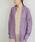 select MOCA(セレクトモカ)の「シースルービックシルエットシャツ/レギュラーカラーロングスリーブルーズシルエットシャツ/シアートップス(シャツ/ブラウス)」|詳細画像