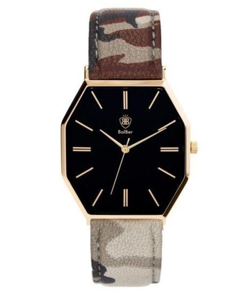 【気質アップ】 EXTER GOLD BLACK(腕時計) GOLD|BalBer(バーベル)のファッション通販, Beauty Angel:ff093de4 --- strange.getarkin.de