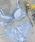 PEACH JOHN(ピーチジョン)の「YMシンプルサテンブラセット(ブラ&ショーツ)」|アクア