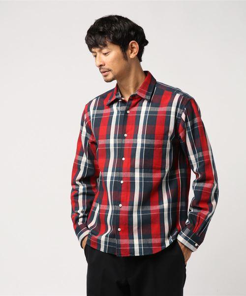 【MENS】レギュラーシャツ