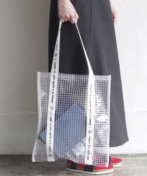 WEEKEND(ER)(ウィークエンダー)の【WEB先行】LBC×WEEKEND(ER) Pool side tote bag(トートバッグ)