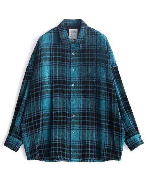 輝い MOLE BIG CHECK BIG SHIRTS(シャツ/ブラウス) CHECK|SHAREEF(シャリーフ)のファッション通販, ホンダウイング横山輪業:a65eef56 --- blog.buypower.ng