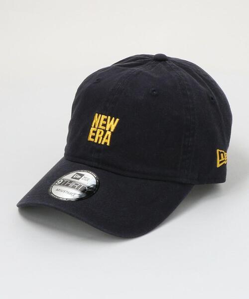 [ ニューエラ ] SC NEW ERA 930 スクエア ロゴ キャップ