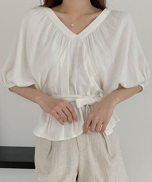 【chuclla】Dolman sleeve volume blouse sb-5 chw1265