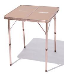 【別注】 <COLEMAN(コールマン)> LIVING TABLE 60/リビングテーブル60プラス ・