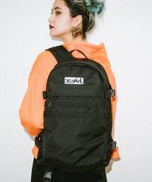 X-girl(エックスガール)のADVENTURE BACKPACK(バックパック/リュック)