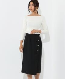 SMF T/R ラップライク スカート