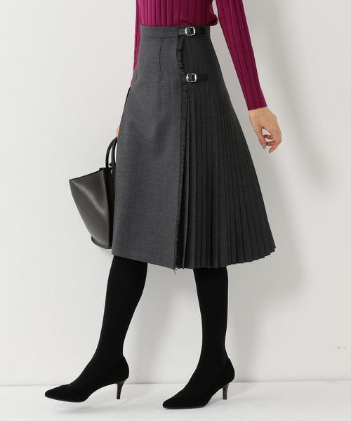 <O'NEIL OF DUBLIN>●W タータンチェック スカート68