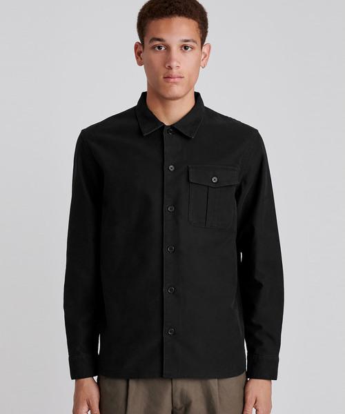 激安人気新品 Broome Moleskin Long Saturdays Sleeve Long Shirt(シャツ/ブラウス) Saturdays NYC(サタデーズ ニューヨークシティ )のファッション通販, VERY:26d94959 --- innorec.de