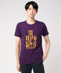THE HYS Tシャツパープル