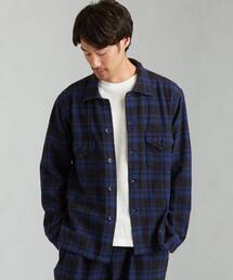 別注 [ サウスツー ウエストエイト ] SOUTH2 WEST8 チェック SMOKEY シャツ