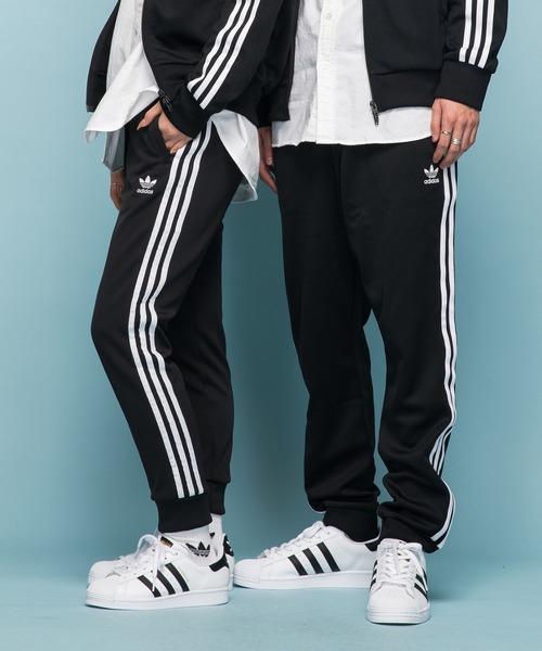 adidas(アディダス)の「トラックパンツ [SST TRACK PANTS] アディダスオリジナルス(パンツ)」|ブラック