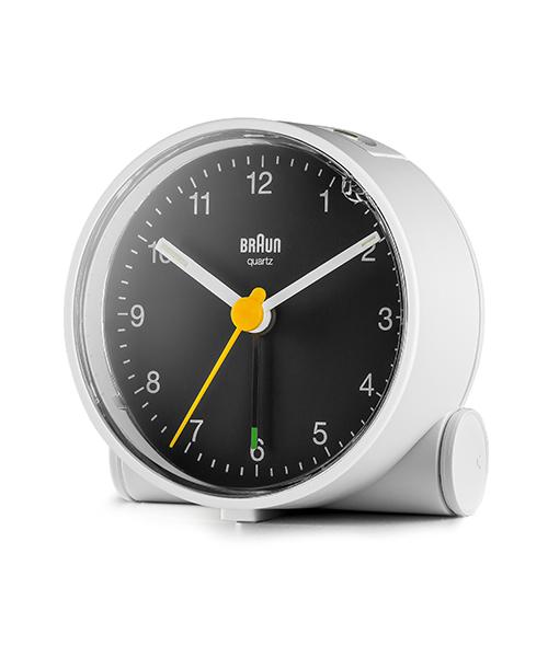 BRAUN / ブラウン          Analog Alarm Clock BC01