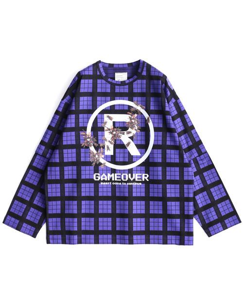 2019人気No.1の CHECK JQ SEPARATE SLEEVE L SEPARATE/S-T(Tシャツ/カットソー) JQ|SHAREEF(シャリーフ)のファッション通販, select7:55360e77 --- arguciaweb.com