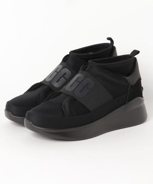 非常に高い品質 UGG Neutra Sneaker ピンク,UGG (BLACK atmos Sneaker/BLACK)(スニーカー)|UGG(アグ)のファッション通販, モアネット casual select:ec4387ea --- blog.buypower.ng
