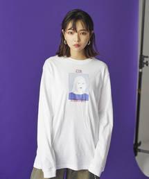 JUNRed(ジュンレッド)の【 iCON × アサノマイコ 】コラボ ロンT(Tシャツ/カットソー)