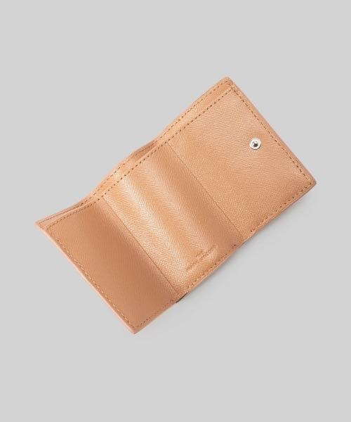 MARC JACOBS(マークジェイコブス)の「SNAPSHOT DTM/スナップショット DTM ミニ トライフォールド ミニ財布 三つ折り(財布)」|詳細画像