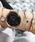 ALLY DENOVO(アリーデノヴォ)の「〈ALLY DENOVO/アリーデノヴォ〉STARRY NIGHT BOX/スターリーナイト ボックス 替えベルトセット(腕時計)」 ホワイト×ゴールド