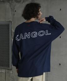 KANGOL(カンゴール)の[WEB限定]UNPERFECT×kangolロンT(Tシャツ/カットソー)