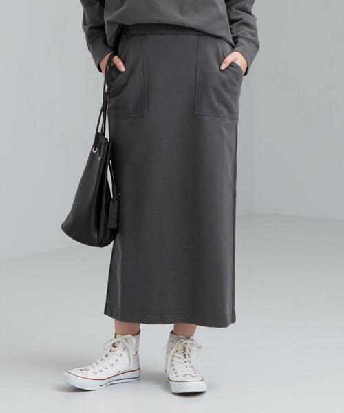 SC ピグメント ベーカー ポケット スカート