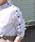 MYRDAL(ミュルダール)の「サイドボタンモックネックシャツ(シャツ/ブラウス)」|詳細画像