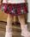 ANPANMAN KIDS COLLECTION(アンパンマンキッズコレクション)の「【アンパンマン】キルトスカート(スカート)」|レッド