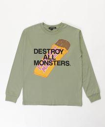 DAM/PBMF Tシャツ【L】カーキ