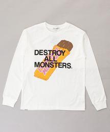 DAM/PBMF Tシャツ【L】アイボリー