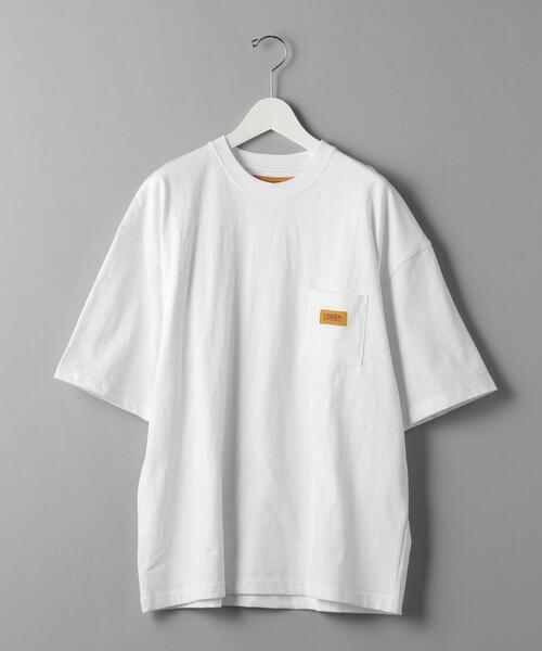 【別注】 <UNIVERSAL OVERALL(ユニバーサルオーバーオール)> 1POC SSLT/Tシャツ