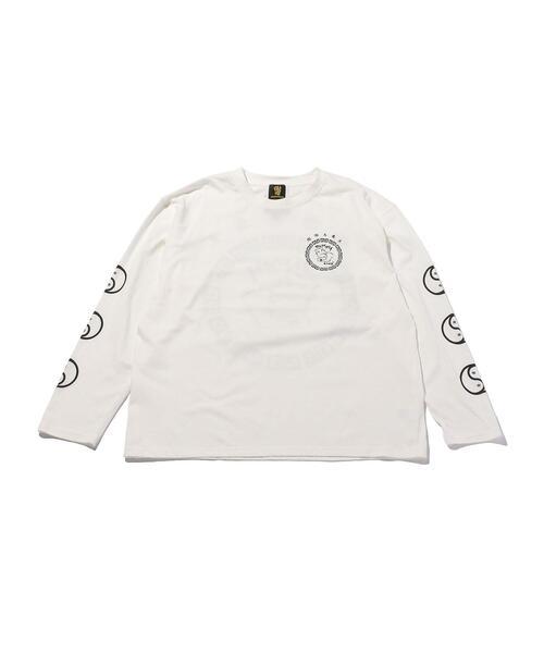 <shei shei co.LTD×BAD BOY> L/S TEE/Tシャツ