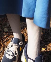 靴下屋(クツシタヤ)の靴下屋/ コットン3×1リブタイツ(タイツ/ストッキング)