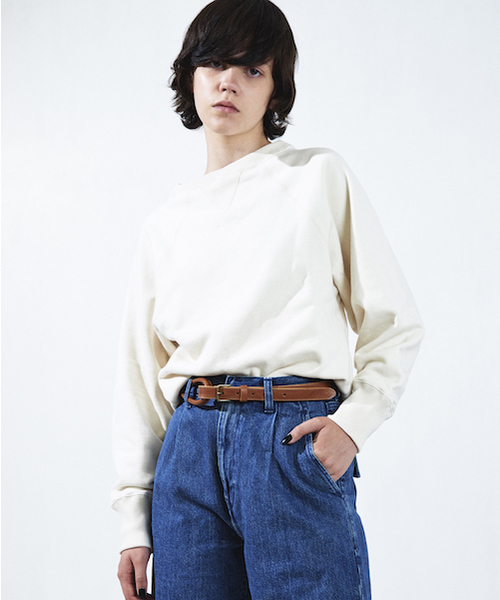 【SUPP.】サップ 度詰裏毛 カットソー (123-6001)