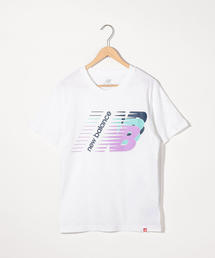 【展開店舗限定】New Balance(ニューバランス) エッセンシャルスリーNスリーブTシャツ