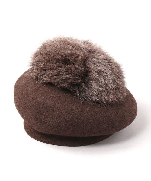 【人気急上昇】 HOT TEA TEA FUR(ハンチング/ベレー帽)|CA4LA(カシラ)のファッション通販, ArteWitty:844227ed --- hausundgartentipps.de