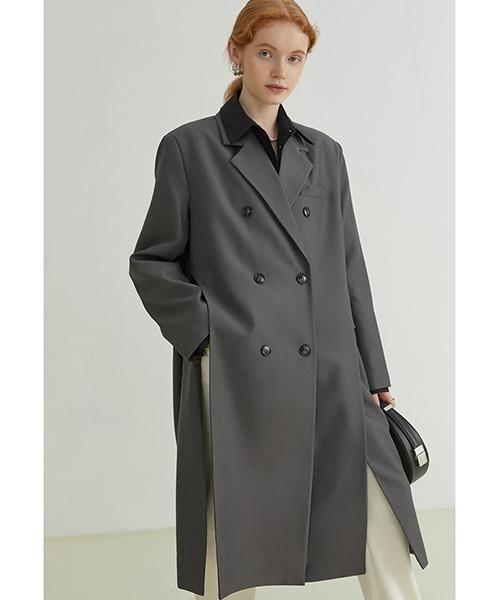 【Fano Studios】【2021AW】Side slit double long suit FQ21W103