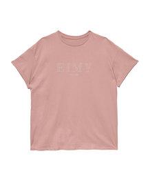 eimy istoire(エイミーイストワール)のスタッズロゴTシャツ(Tシャツ/カットソー)