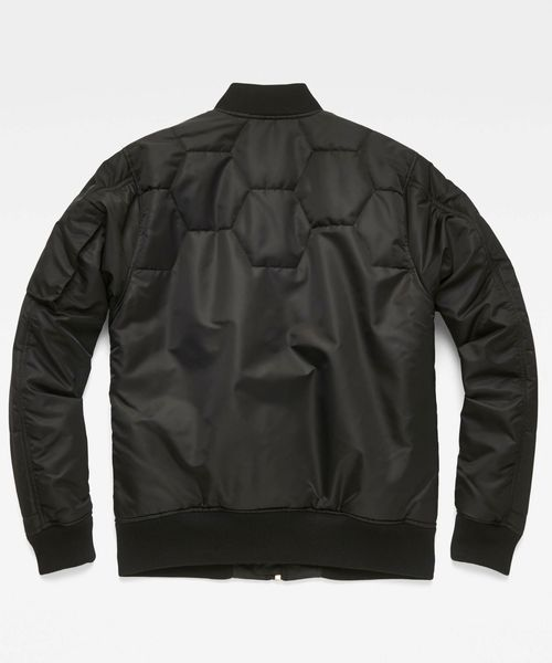 Vodan Quilted Bomber