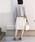 PICCIN(ピッチン)の「スラブツイードノーカラージャケット(スーツジャケット)」|詳細画像