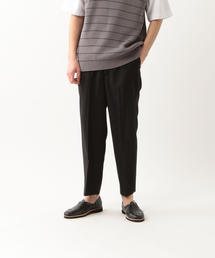 <Steven Alan> T/W TRO SUPER BAGGY TAPERED HALF EASY PANTS-JUST/パンツ