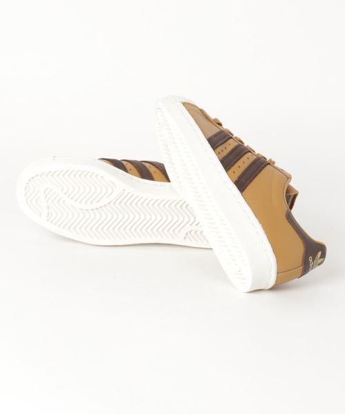 adidas Originals SUPERSTAR 80s WT (メサ/ブラウン/チョークホワイト)