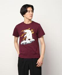 ALDIES(アールディーズ)のPolar Bear T / ポーラーベアーT(Tシャツ/カットソー)