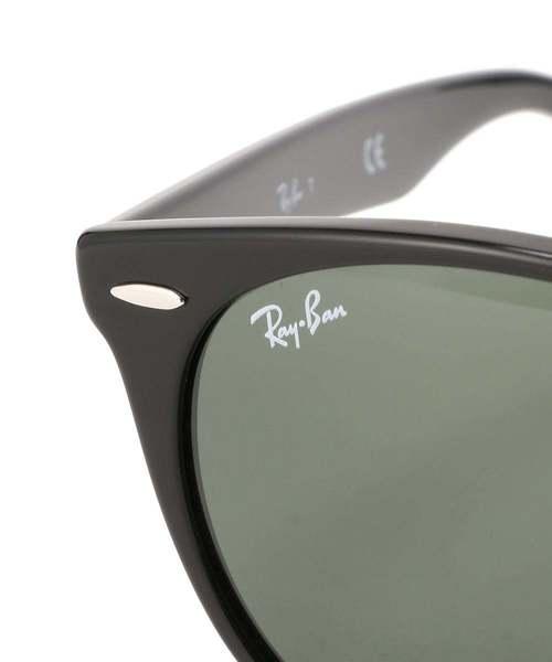 Ray-Ban(レイバン)の「Ray-Ban/レイバン/WAYFARER II CLASSIC -RB2185F 901/31 55/18-(サングラス)」 詳細画像