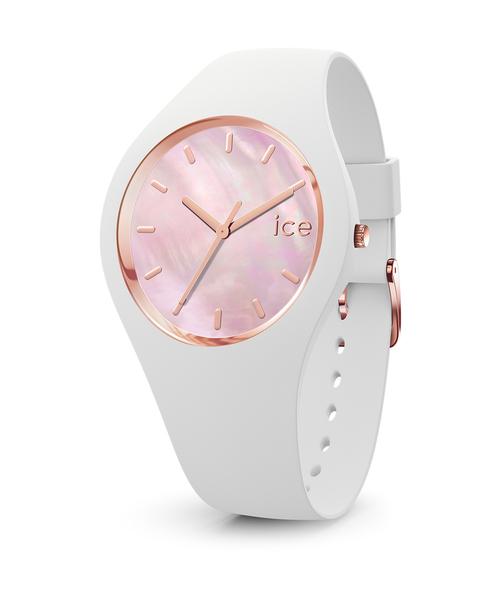 【返品送料無料】 「Ice-Watch アイスウォッチ」 ICE pearl エクストラスモール スモール スモール ミディアムサイズ pearl ICE 3Hands(腕時計)|ICE WATCH(アイスウォッチ)のファッション通販, 三厩村:f4dc5d58 --- 5613dcaibao.eu.org