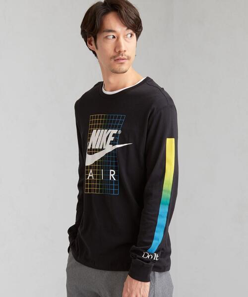 NIKE|ナイキのTシャツ/カットソー(長袖)人気ランキング