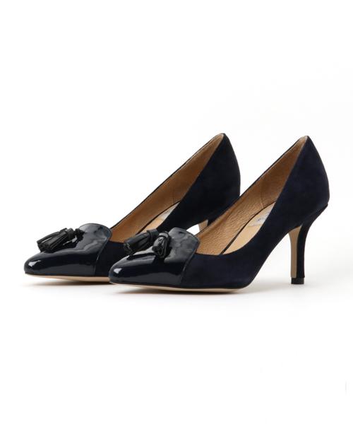 【新品】 【セール】【ABOVE AND BEYOND AND】ポインテッドトウタッセルパンプス (71013R)(パンプス)|inter-chaussures(インターショシュール)のファッション通販, 邑楽町:883252fc --- fahrservice-fischer.de