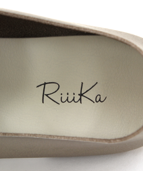 【RiiiKa/リーカ】レースアップシューズ